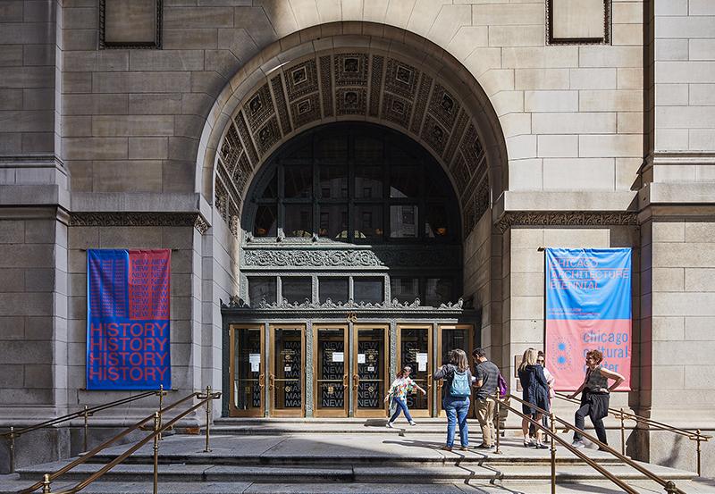 La Biennale di Chicago ph. Tom Harris