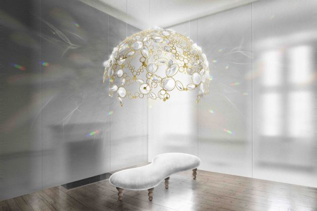 Luminous Reflection, Tord Boontje (Design Frontiers, Somerset House)