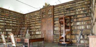 Archivio di Stato di Torino. L'antica Biblioteca ducale