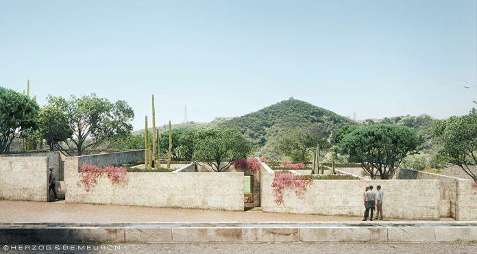 Berggruen Institute, Copyright © Herzog & de Meuron