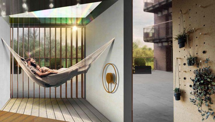 Urban Cabin, landmark project di Sam Jacob Studio e MINI Living