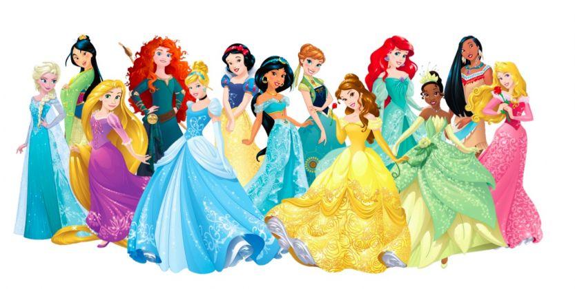 Le principesse Disney