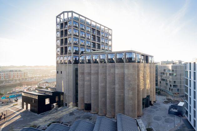 Zeitz MOCAA, Cape Town, Heatherwick Studio (c) Iwan Baan