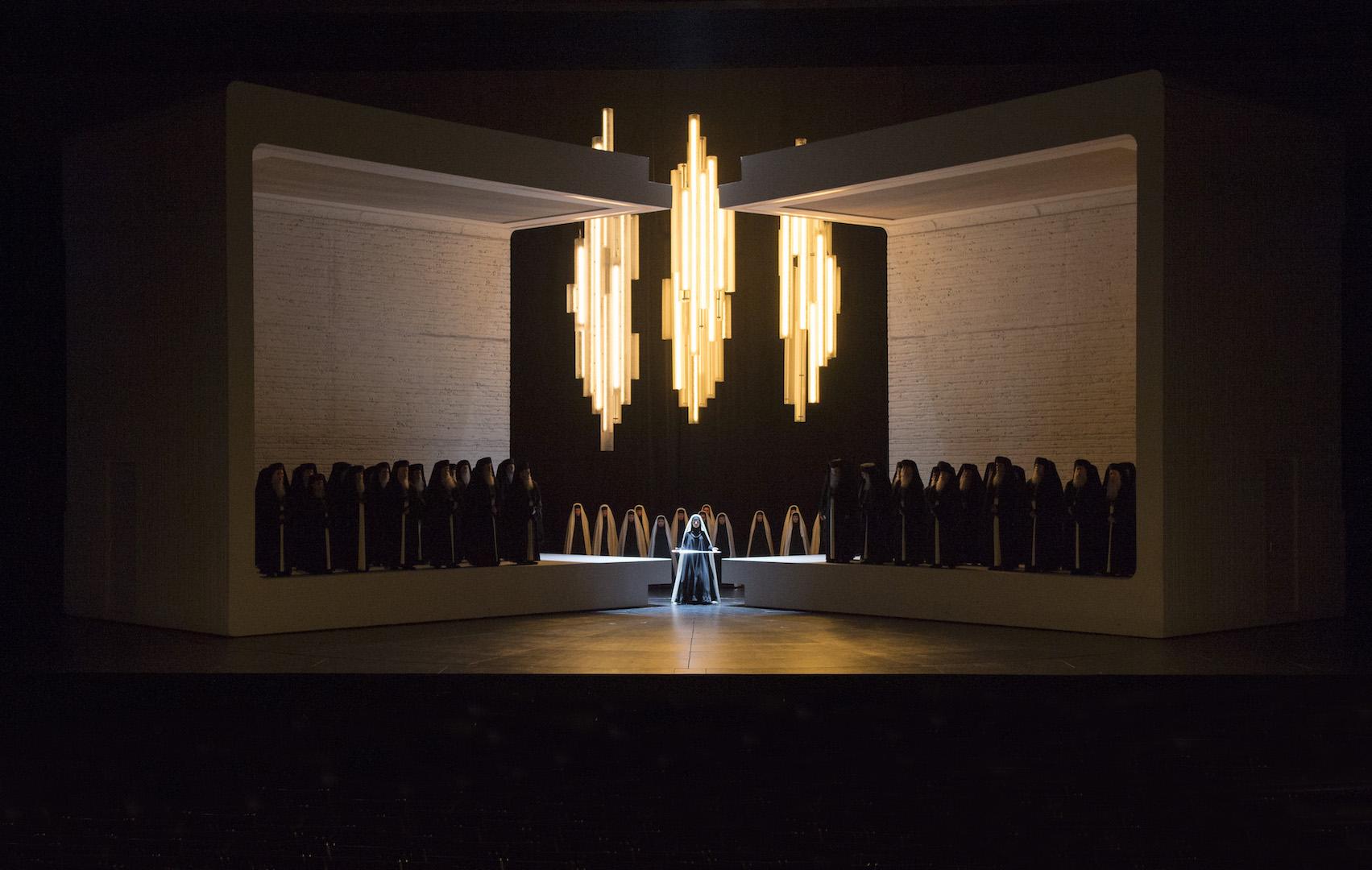 Aida. Regia di Shirin Neshat, 2017. Benedetta Torre