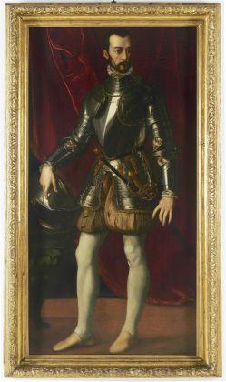 Alessandro Allori, Ritratto di Francesco I, 1570-75. Anversa, Museo Mayer van den Bergh