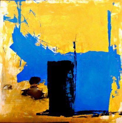 Alina Ditot, Ossessioni in giallo, 2016
