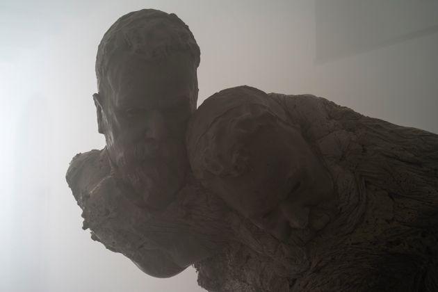 Alis/Filliol, eud, 2017. Installation view at Fondazione Arnaldo Pomodoro, Milano 2017. Photo Carlos Tettamanzi