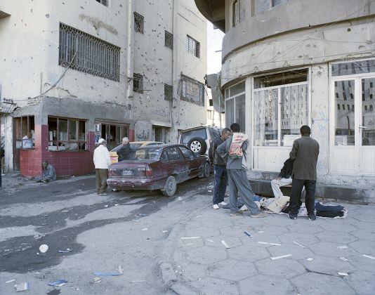 Antonio Ottomanelli, Baghdad, Rashid Street