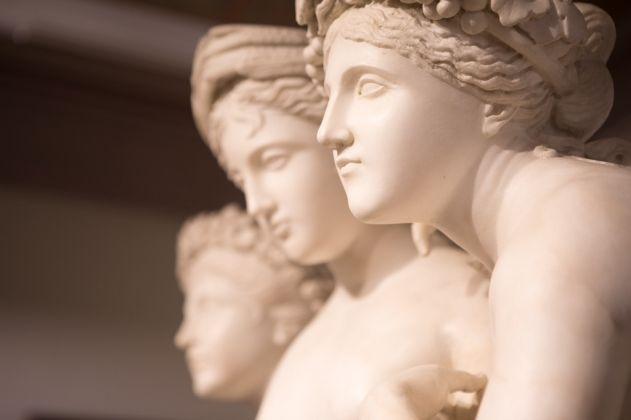 Carlo Finelli, Le tre Grazie. Roma, Galleria Francesca Antonacci