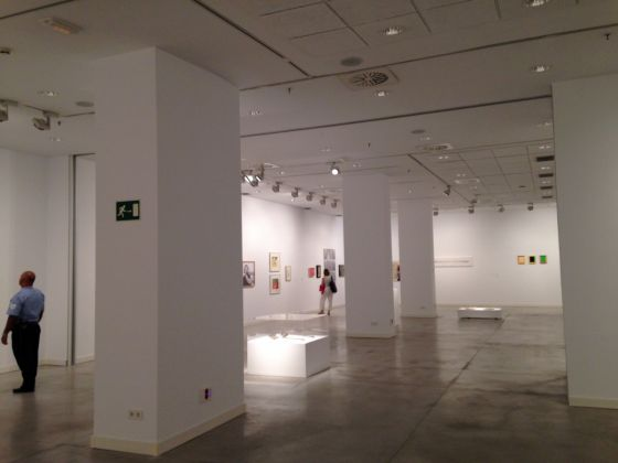 Centro de Arte Alcobendas, Madrid, photo Claudia Giraud