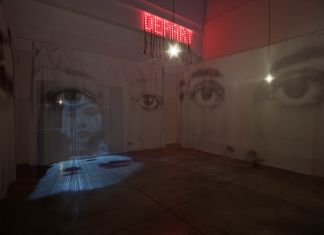 Christian Boltanski. Anime. Di luogo in luogo. Installation view at MAMbo, Bologna 2017. Photo credit Matteo Monti. Courtesy Istituzione Bologna Musei