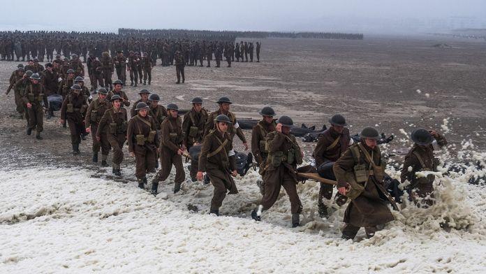 Christopher Nolan, Dunkirk (2017)