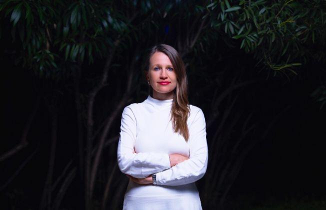 Claudia Pasquero. Photo ©Luka Lu Bošković