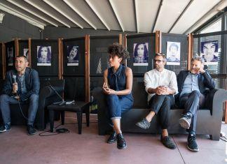 Conferenza stampa di Maze al Jazz Club di Torino, credits Federico Bernini