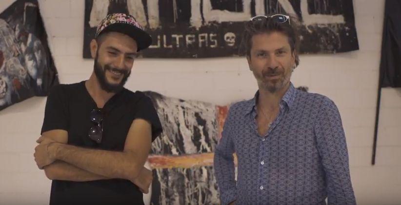 Cristiano Carotti e Rodrigo D'Erasmo
