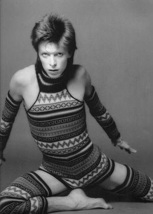 David Bowie come Ziggy Stardust, 1972