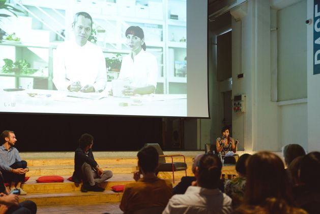 Design Talks di Domus Academy. Prototyping Ideas. Utopia. BASE, Milano 2017