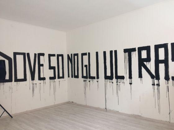 Dove sono gli Ultras, exhibition view at One Contemporary Art, Venezia 2017