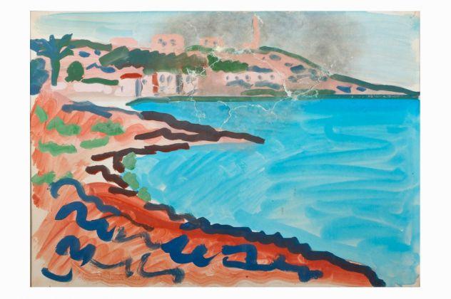 Edoardo De Candia, Senza titolo, 1970. Collezione privata, Campi Salentina