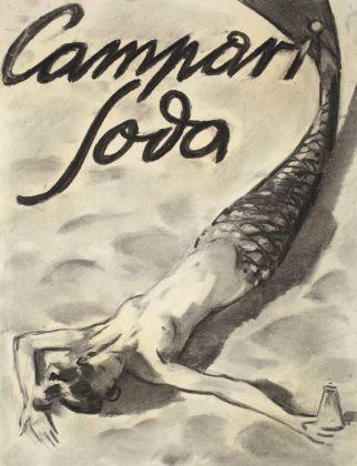 Enrico Sacchetti, Campari Soda. Galleria del Laocoonte