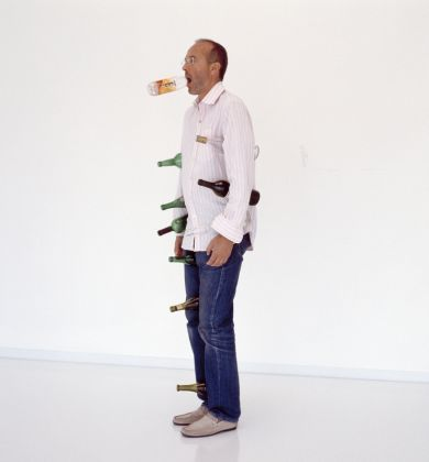 Erwin Wurm, Nordic Sculpture, 2002