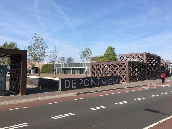 Esterno del Museum De Pont, Tilburg, Olanda