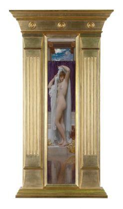 Frederic Leighton, Il bagno di Psiche, 1890. Courtesy Leighton House Museum, Londra