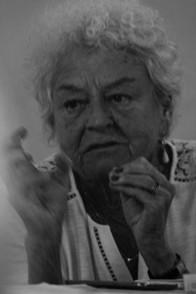 Frie Leysen. Photo Francesca Marra