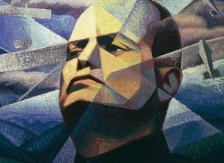 Gerardo Dottori, Benito Mussolini il Duce, 1933