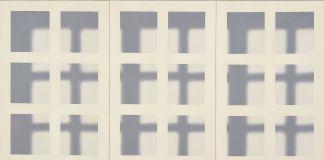 Gerhard Richter, Fenstergitter, 1968