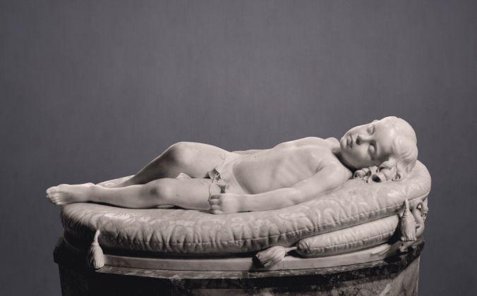 Giovanni Duprè, Sonno dell'Innocenza. Museo Opera Metropolitana, Siena