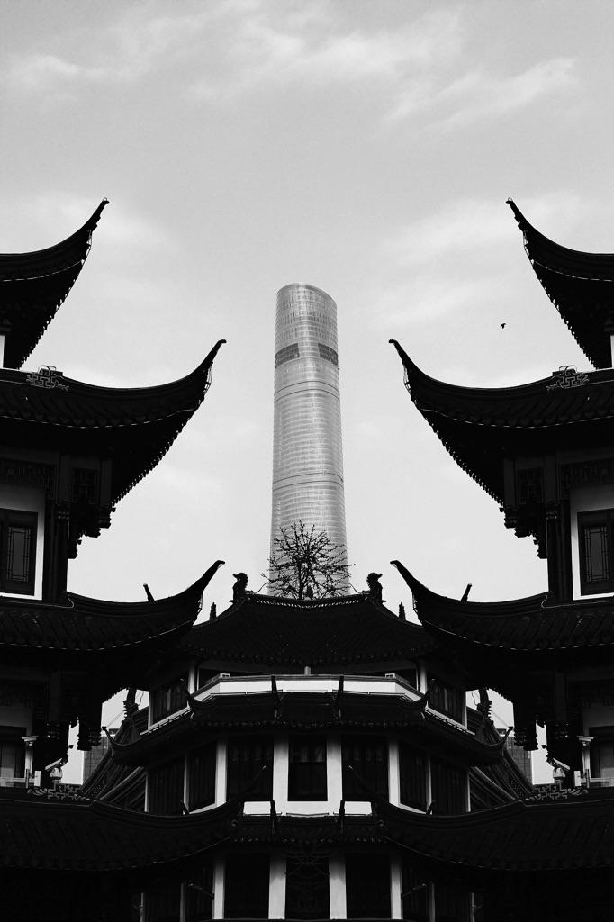 Giovanni Gastel, Shanghai