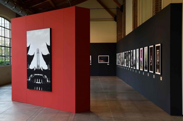 Giovanni Gastel. Shanghai, in the Mood for Fashion. Exhibition view at Fabbrica del Vapore, Milano 2017