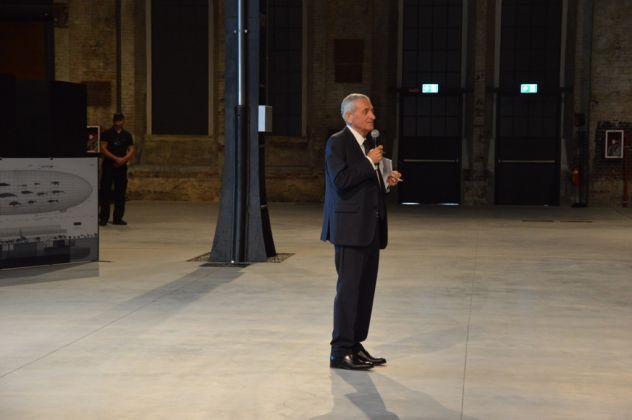 Giovanni Quaglia, presidente di OGR (c) Artribune