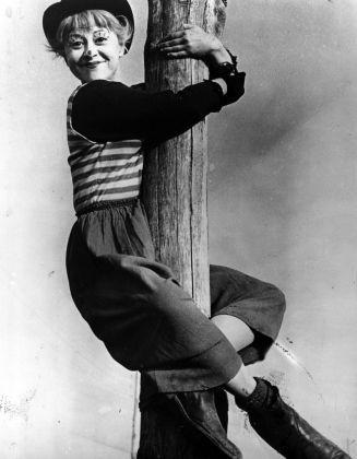 Giulietta Masina ne La strada (1954) di Federico Fellini