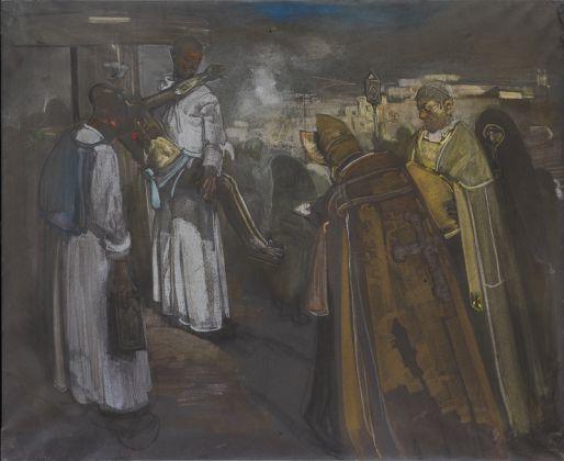 Giuseppe Biasi, Processione del Santo Cristo