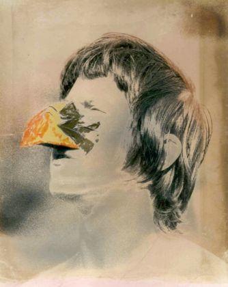 Giuseppe Del Franco, Il falconiere, 1970