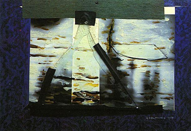 Giuseppe Del Franco, Impressivo, 1977