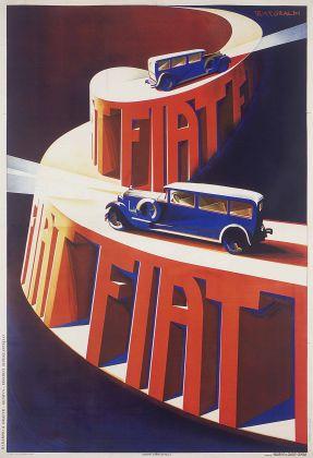 Giuseppe Riccobaldi Del Bava, FIAT, 1928