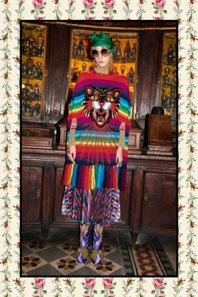 Gucci. Collezione donna, autunno 2017