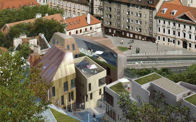Guendalina Salimei-TStudio, progetto per Vydrica, 2008