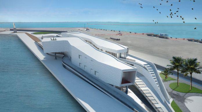Guendalina Salimei-TStudio, progetto per il porto di Taranto, 2015