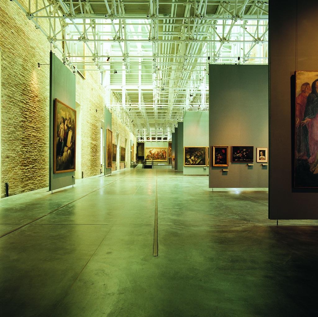 Guido Canali, Galleria Nazionale alla Pilotta, Parma