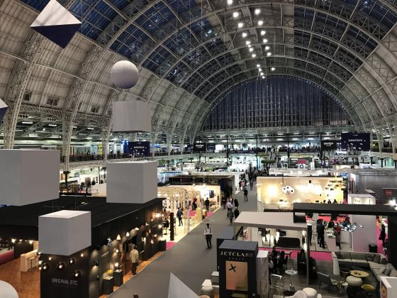 100 % design- le immagini dalla fiera a Londra