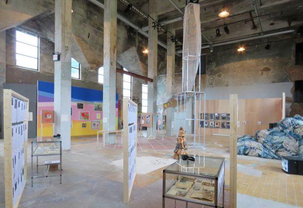 Installation view of GIBCA 2017. Photo Michelle Boynton, courtesy of GIBCA