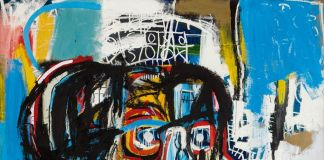 Jean Michel Basquiat, Untitled, 1982. Courtesy Sotheby's
