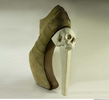 Kermit Tesoro, Modified Impaled Skull
