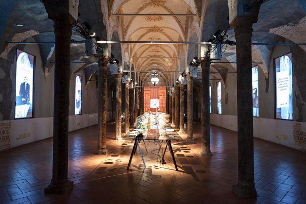 La sede dell'ISIA a Firenze