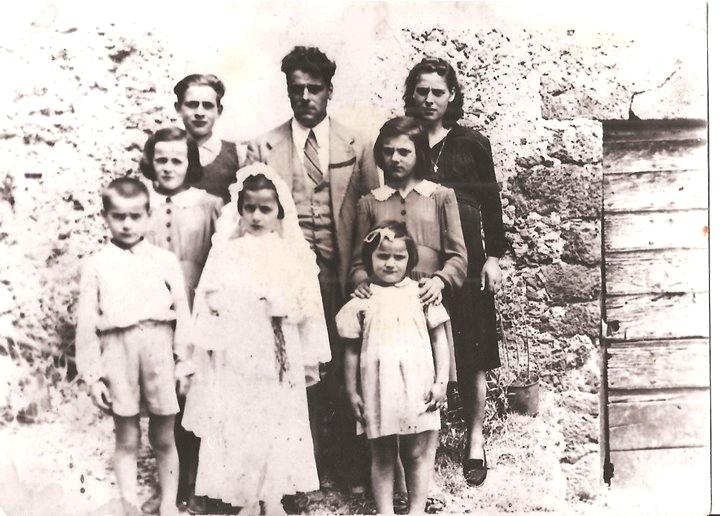 La famiglia Pardini