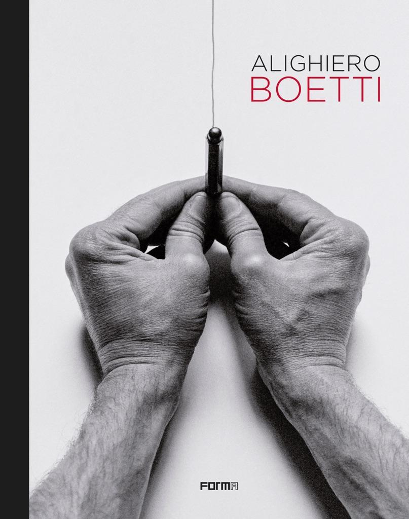 Laura Cherubini (a cura di), Alighiero Boetti (Forma Edizioni, 2016)